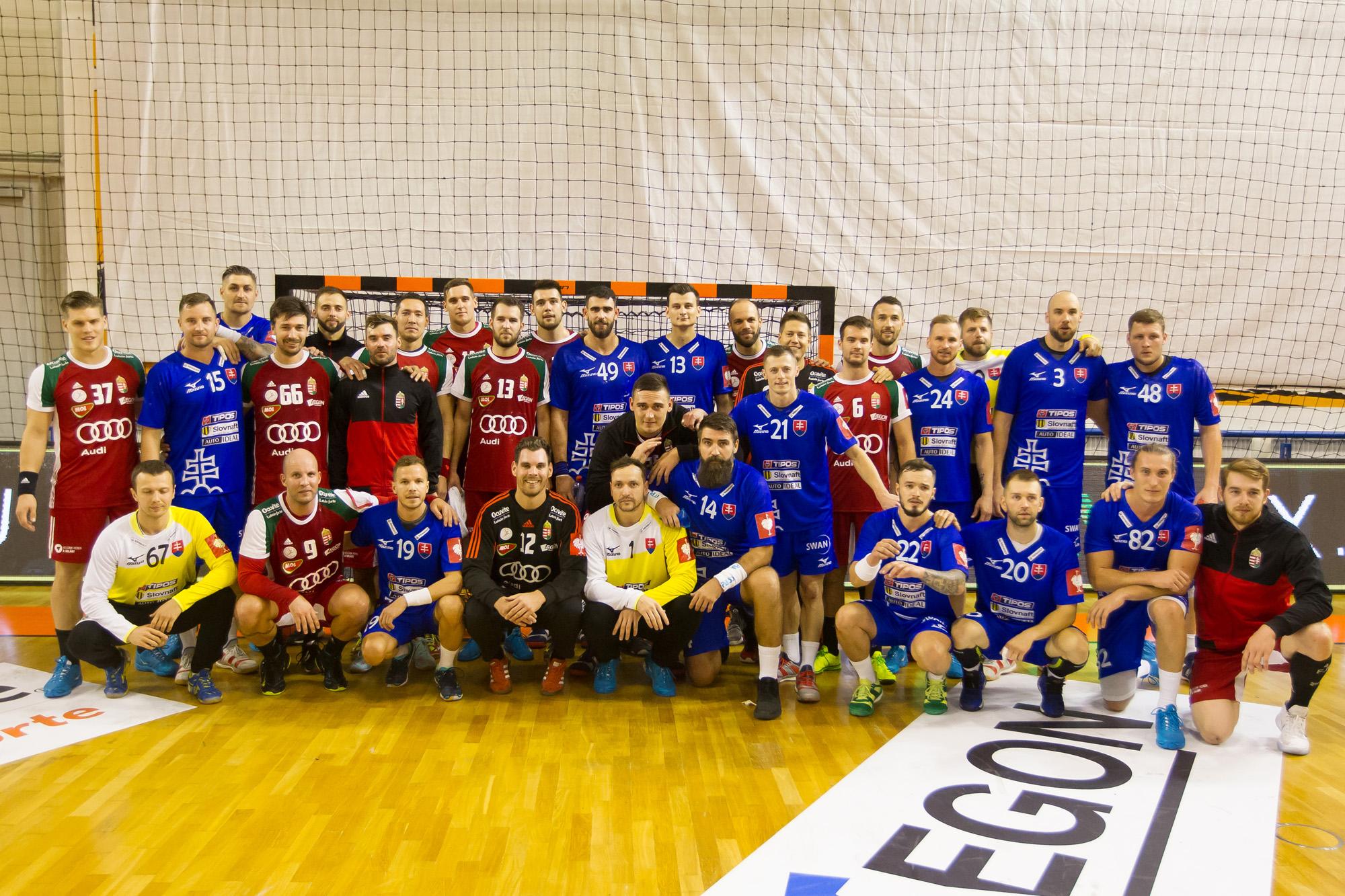 Kézilabda – Férfi Eb 2022: magyar-szlovák egyeztetés