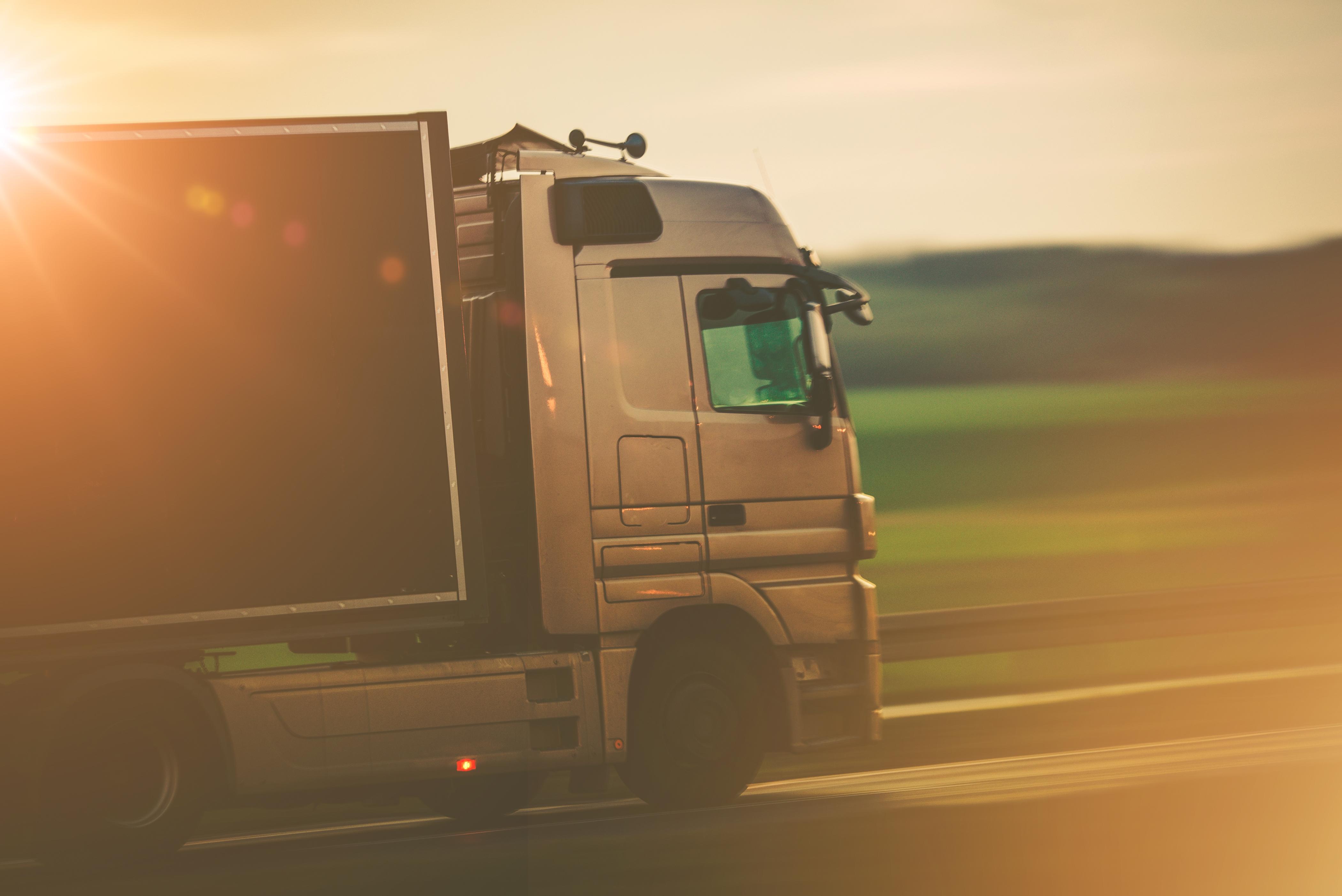 Kanizsa Truck hirdetése