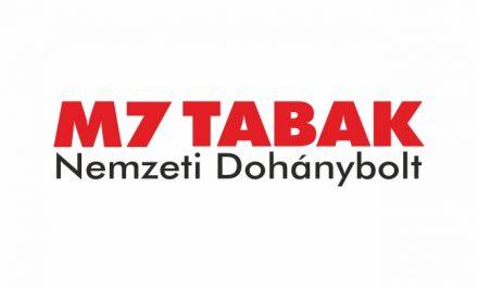 M7 Tabak Jótékonysági Akciós felhívás