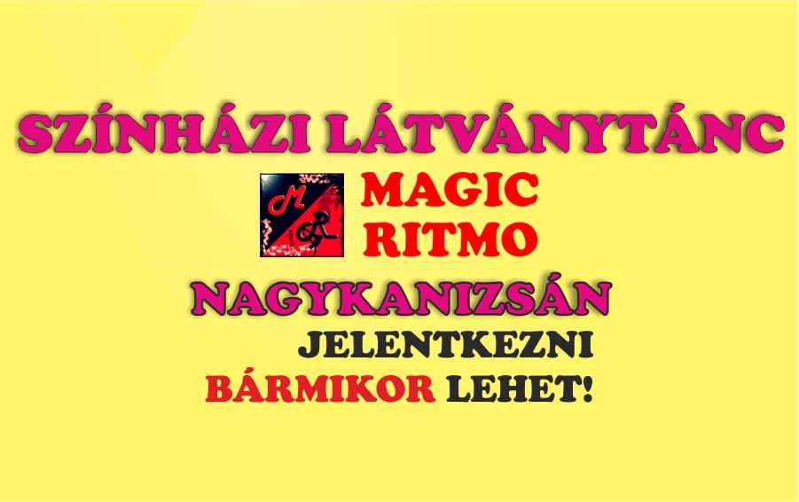 Magic Ritmo – Színházi látványtánc Nagykanizsán
