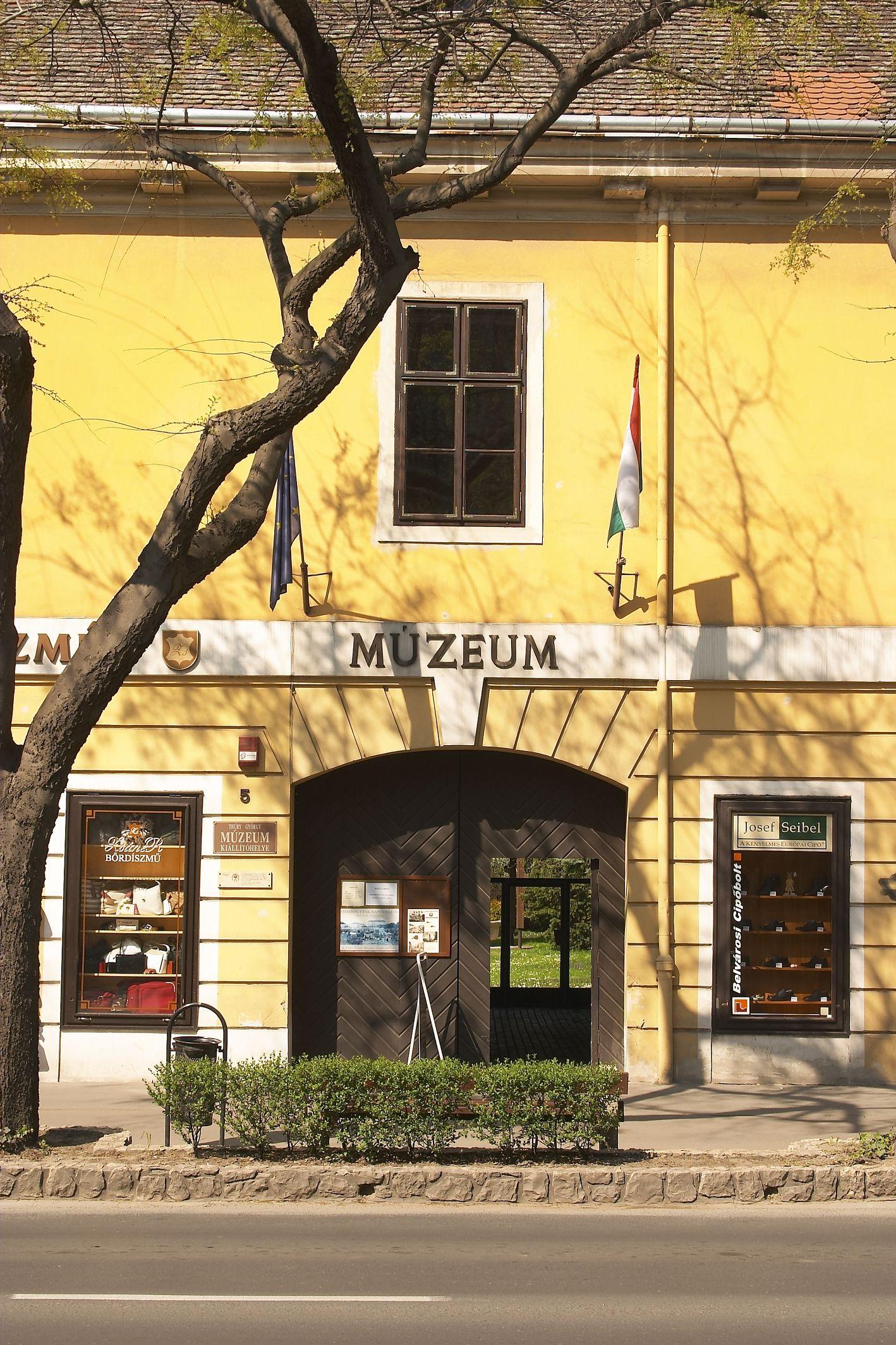 Programok, események a Thúry György Múzeumban