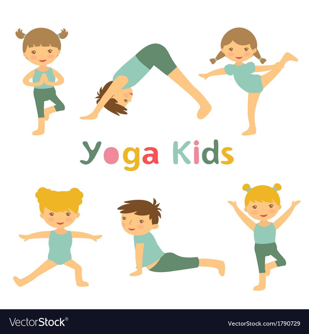 Gyerekjóga – játékos mozgásfejlesztéssel az egészségért
